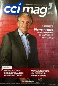 Couverture CCI Mag